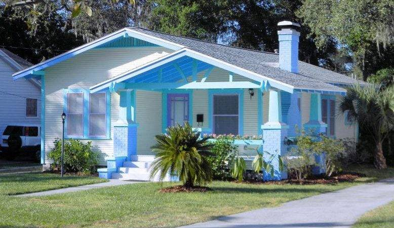 Historic Tampa Vintage Homes Seminole Heights Pama