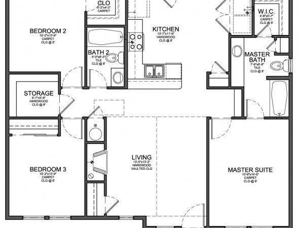 Home Additions Floor Plans Interior Design