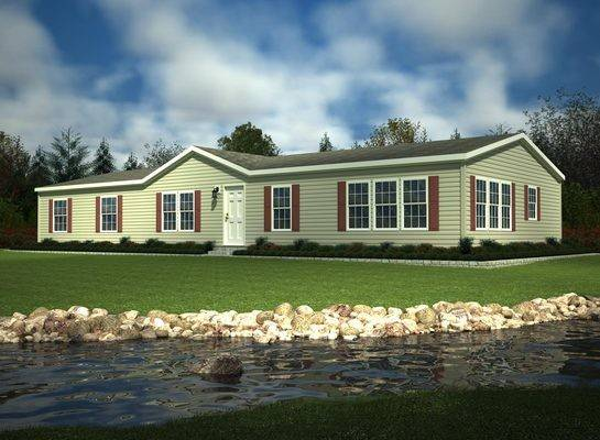 Home Buyers Choosing Green Manufactured Homes