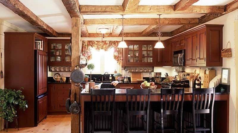 Home Decor Ideas Primitive Country Kitchens