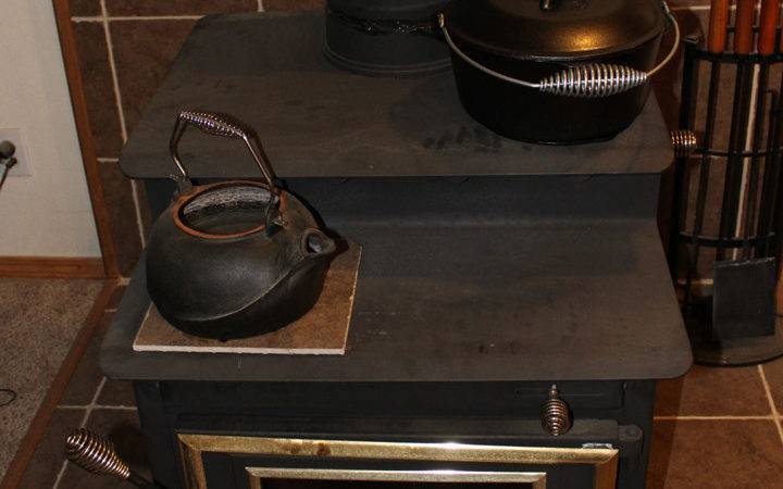 Home Front Cook Wood Stove