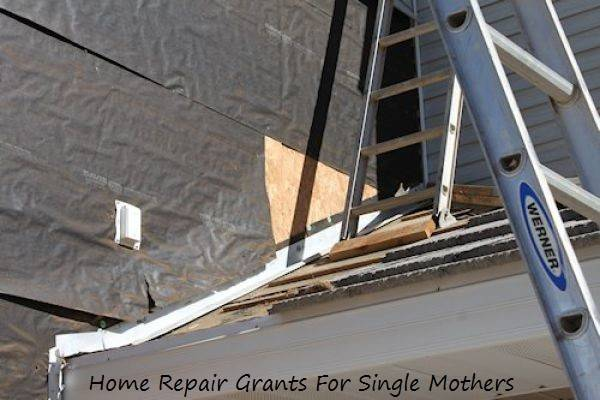 Home Repair Grants Single Mothers Apply Money