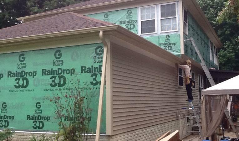 Home Siding Contractor Fairfax Replacement Vinyl