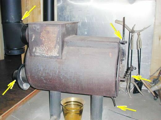 Homemade Wood Boilers Furnace Boiler