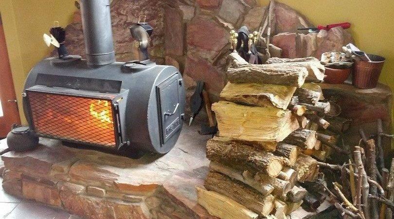 Homemade Wood Stove Plans
