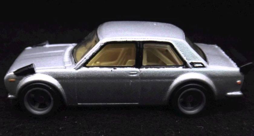 Hot Wheels Custom Datsun Bluebird Youtube
