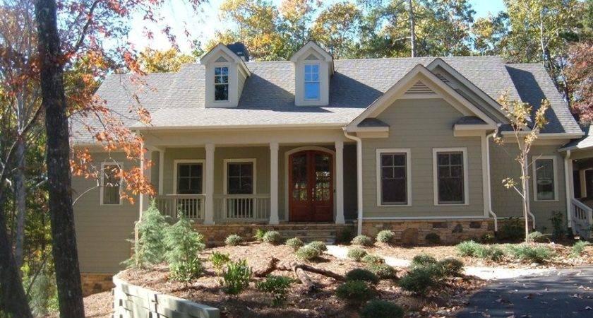 House Plans Front Porches Smalltowndjs