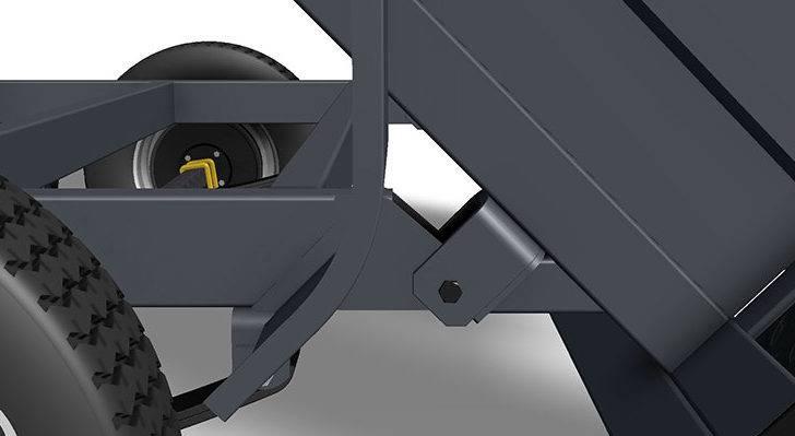 Hydraulic Tipping Trailer Plans