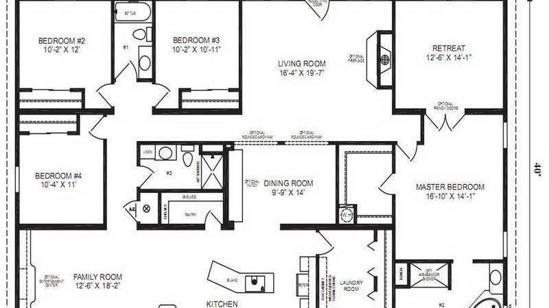 Ideas Modular Home Floor Plans Homes Sale
