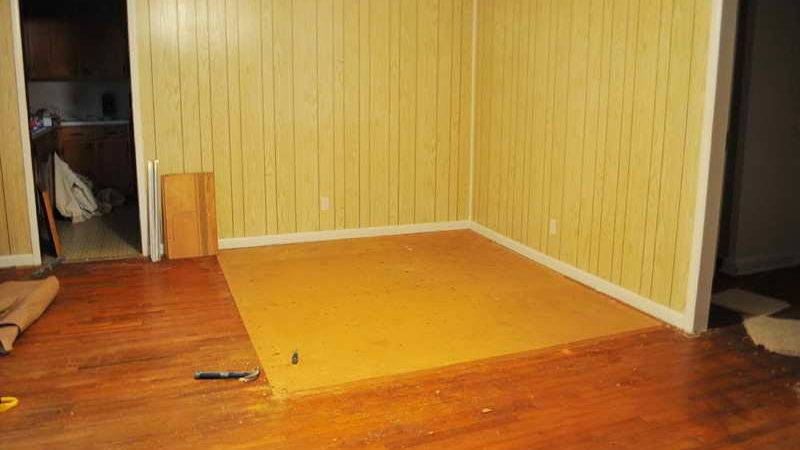Ideas Painting Over Wood Paneling Paint