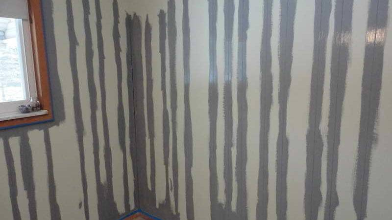 Ideas Painting Over Wood Paneling