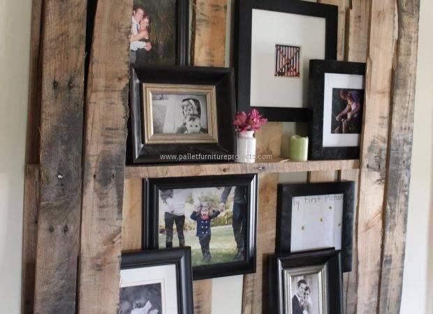 Ideas Pallet Shelves Furniture Projects