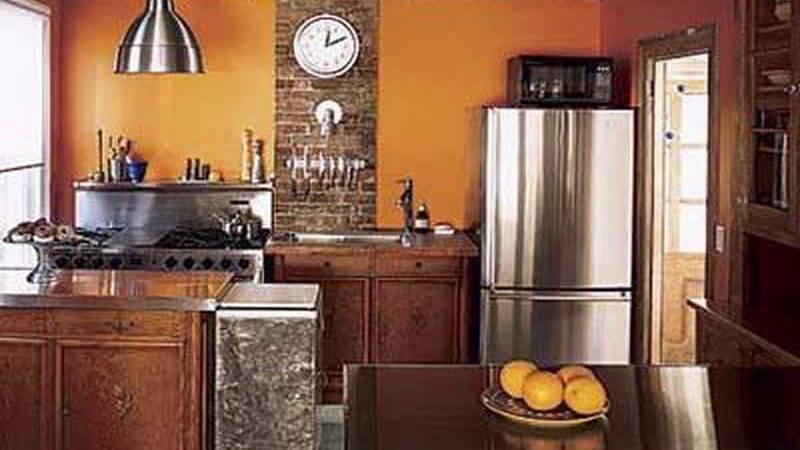 Ideas Warm Interior Paint Colors Kitchen