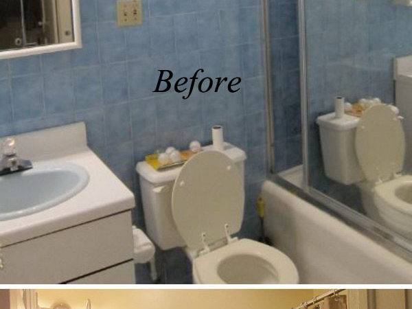 Immensely Cool Diy Bathroom Remodel Ways Cannot