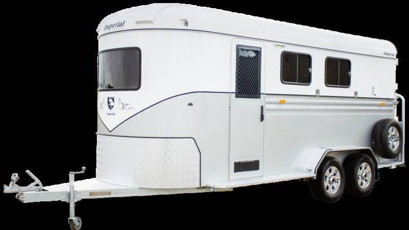 Imperial Camper Series Horse Floats Float Sales