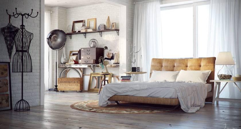 Industrial Bedroom Designs Decoholic