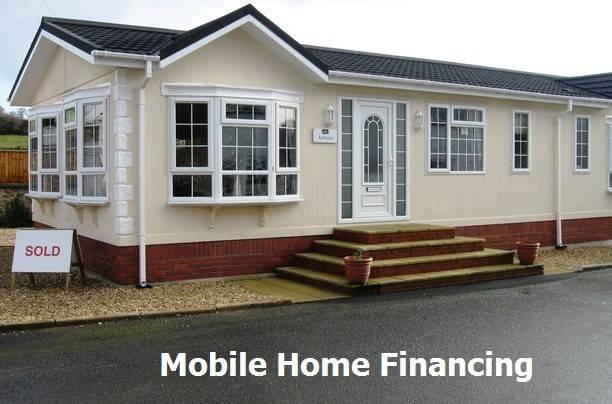 Information Mobile Home Financing