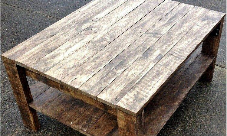Ingenious Ideas Wooden Pallet Reusing
