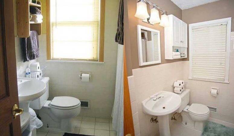 Inspiration Diy Mobile Home Bathroom Remodel