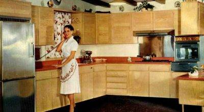 Inspiration Kitchens Retro Renovation