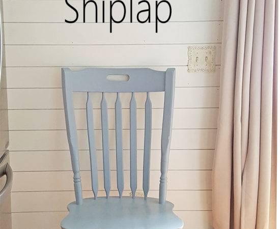 Install Shiplap Honeycomb Home
