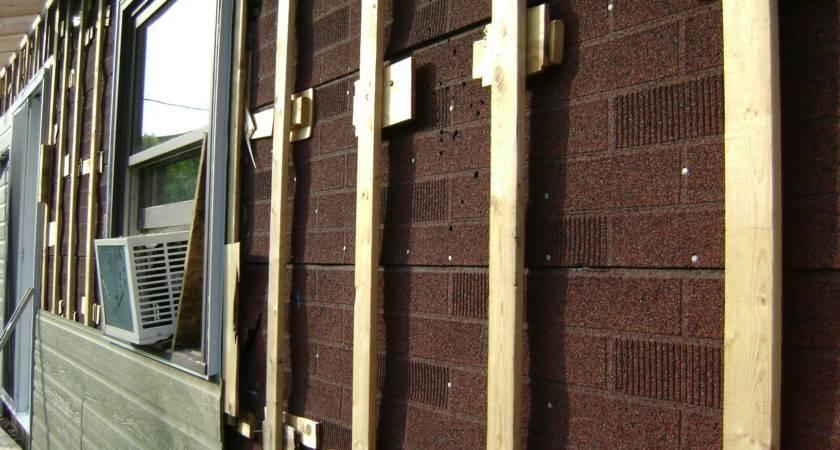Install Siding House Home Improvements