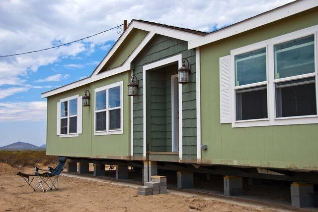 Install Skirting Mobile Home Sapling