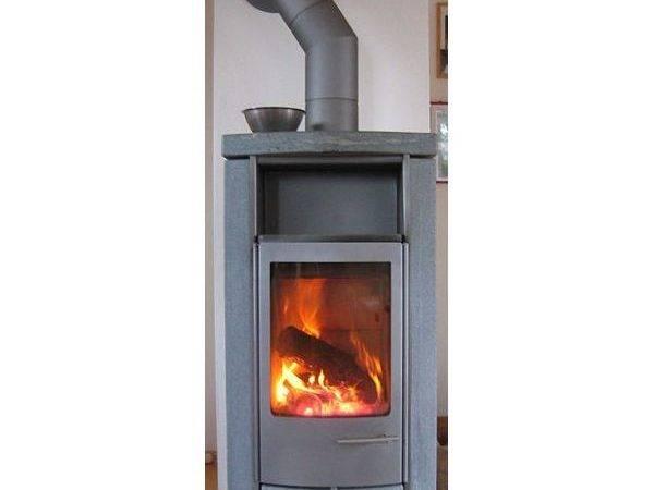 Install Wood Burning Stove