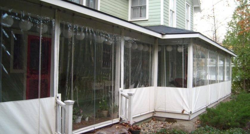 Installing Vinyl Porch Enclosures Bistrodre
