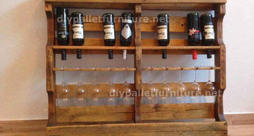 Instructions Make Wooden Wine Rack