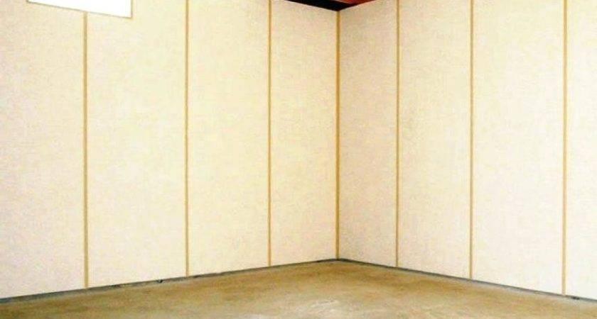 Insulated Interior Walls