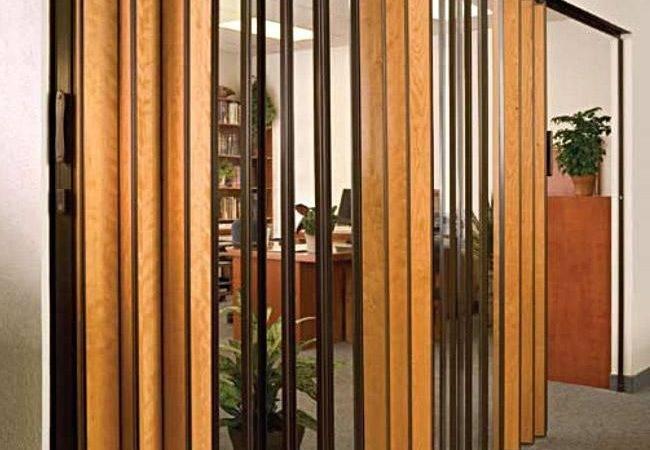 Interior Accordion Doors Garage Bifold