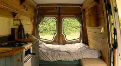 Interior Design Ideas Camper Van