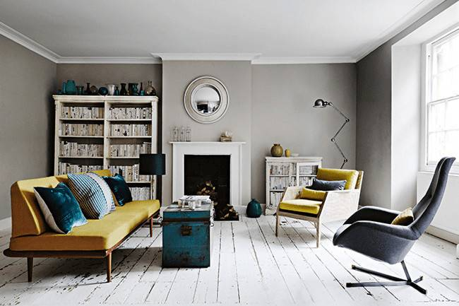 Interior Inspiration Georgian Home Modern Greys