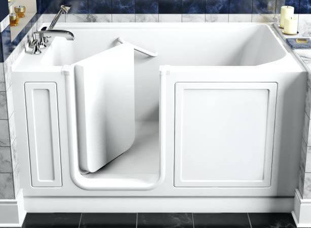 Interior Most Inch Wide Bathtub