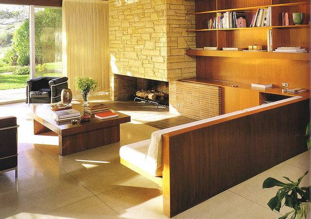 Interiors Mid Century Modern Shelby White