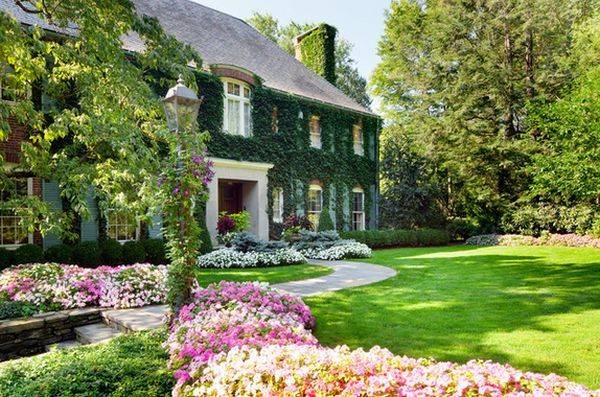 Jaw Dropping Flower Beds Arrangements Landscape Designs