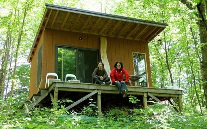 Jenny Carney Xanadu Cabin