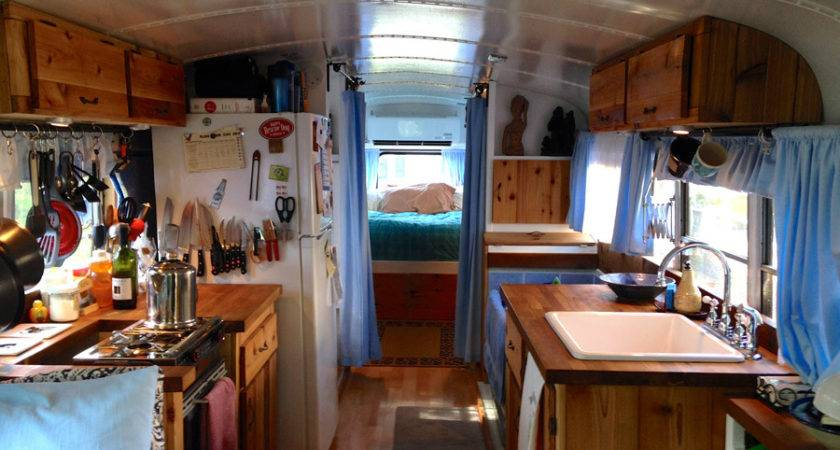 Just Right Bus Tiny House Swoon