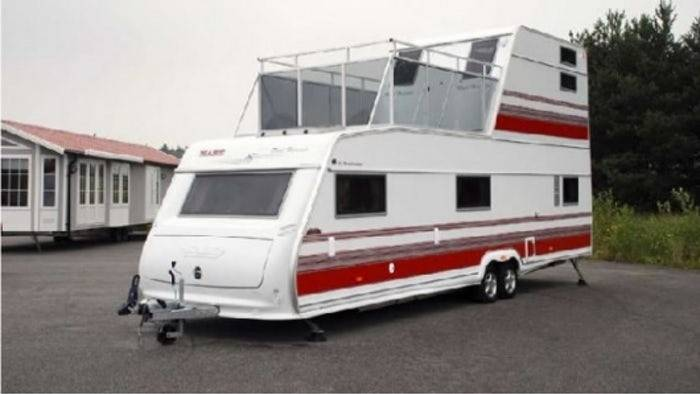 Kabe Royal Tower Lord Trailer Park