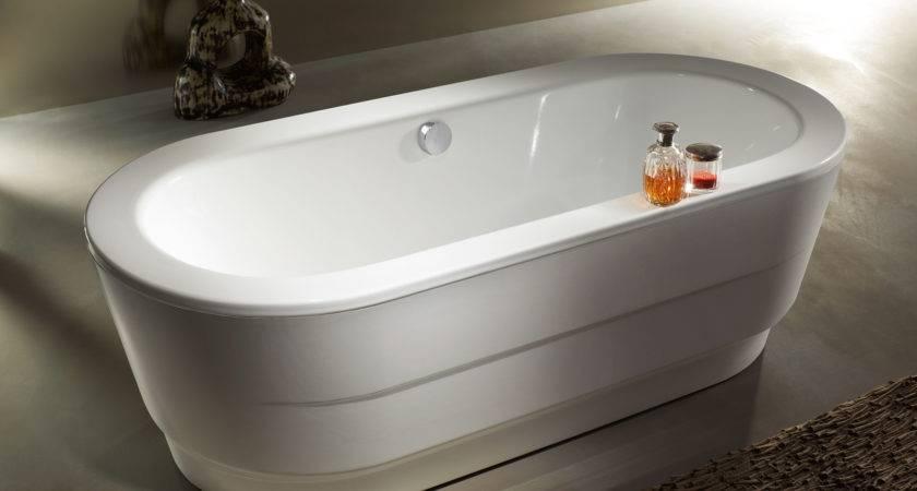 Kaldewei Classic Duo Oval Wide Freestanding Steel Bath