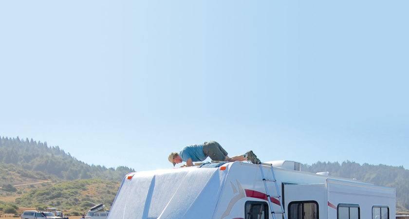 Keeping Roof Tiptop Shape Trailerlife