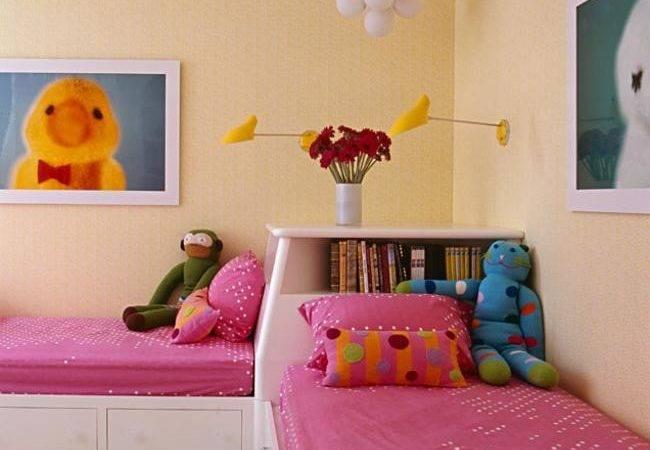 Kids Shared Decorating Ideas Interior Design