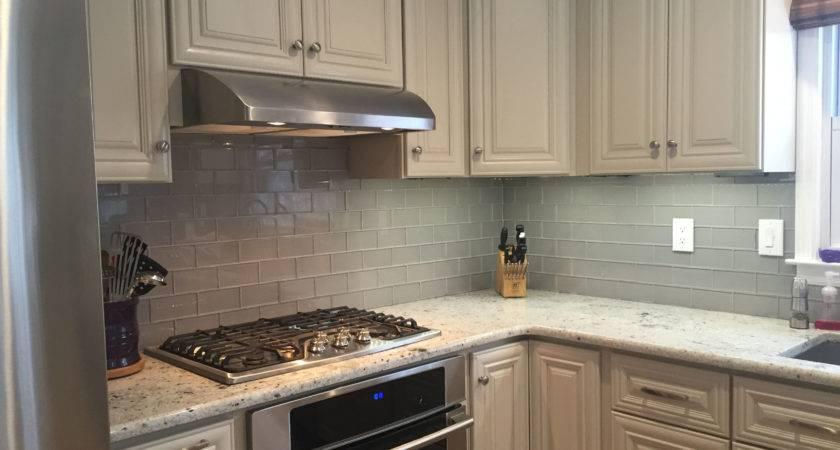 Kitchen Backsplash Ideas White Cabinets Dark