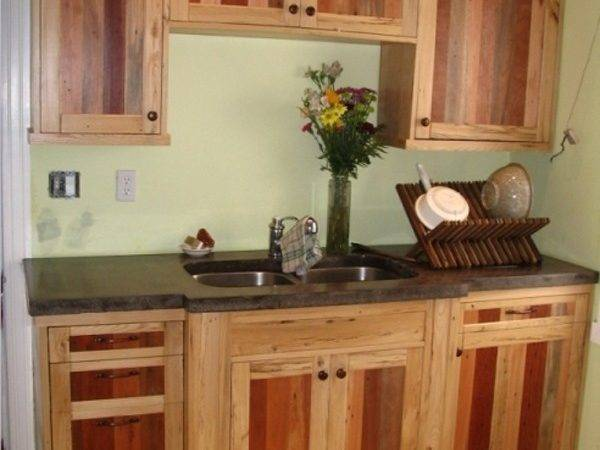 Kitchen Made Out Of Pallets 18 Photo Gallery - Brainly Quotes