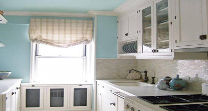 Kitchen Ceiling Paint Robins Egg Blue
