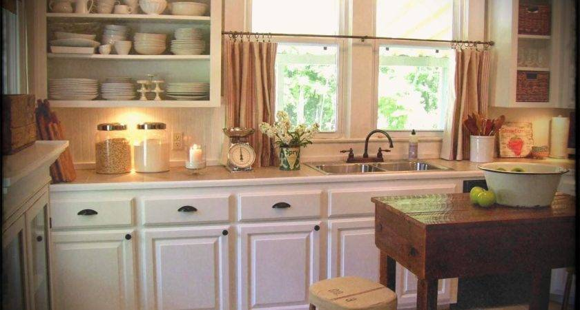 Kitchen Cheap Design Ideas Country Small