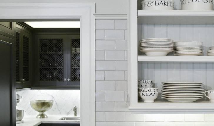 Kitchen Chicken Wire Cabinet Doors Cottage