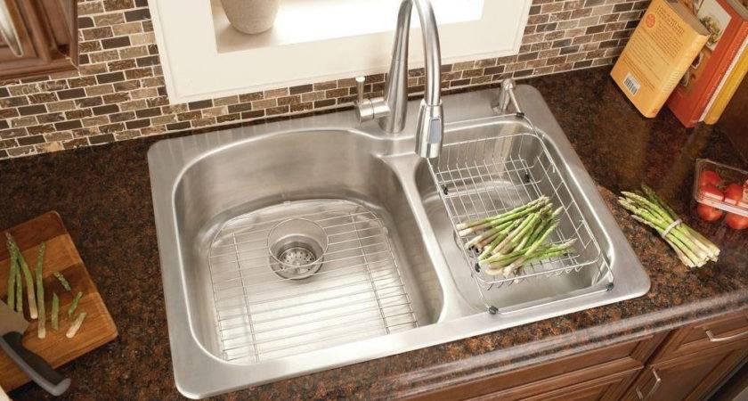 Kitchen Inspiring Sink Smells