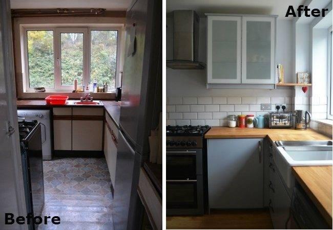 Kitchen Makeover Before After Bob Vila